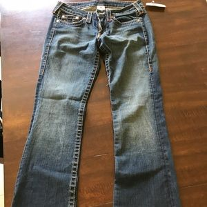 True religion jeans. Size 30.